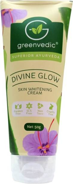 GreenVedic Divine glow Cream