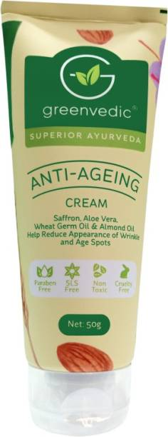 GreenVedic Anti Ageing Cream