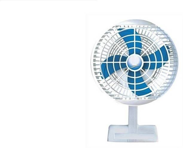OTC || Mini Table Fan || 9 inch || ISI Approved Copper Motor || Limited Edition Brown || Model – Sweety ||002 225 mm Energy Saving 4 Blade Table Fan