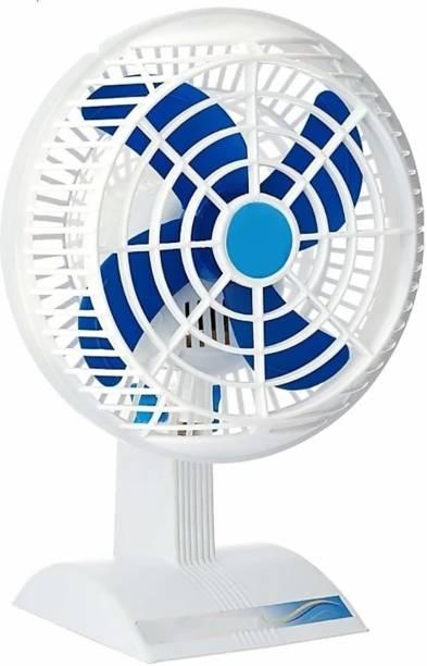 GadgetsSTS || IS Laurels || Mini Table Fan || 9 inch || High Speed Copper Motor || 1 year Warranty || Limited Edition || Model – Sweety || 300 mm 3 Blade Table Fan