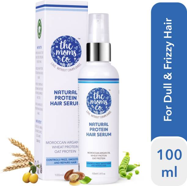 The Moms Co. Natural Protein Hair Serum