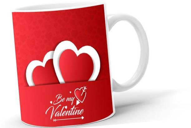 Lifedesign Happy Valentines Day - Gifting/Self Use Coffee - 2021M3489 Ceramic Coffee Mug
