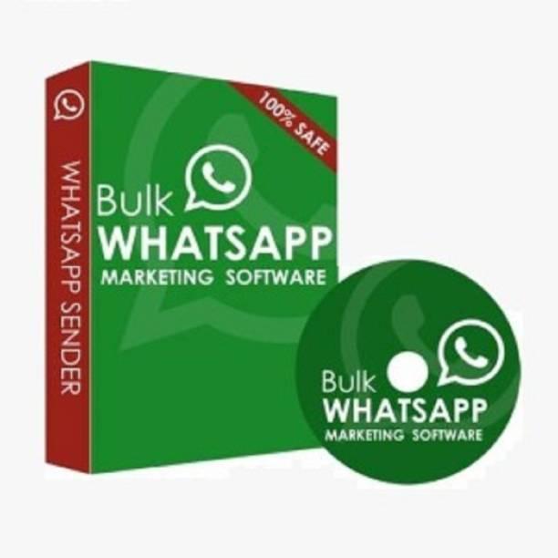 TAXWEB INDIA Bulk Whatsapp Marketing Software 3 YEAR