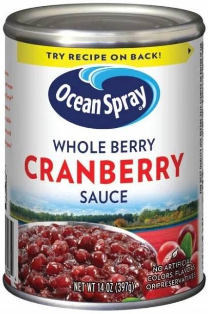 Ocean Free Jellied Sauce, Cranberry, 397g Sauce