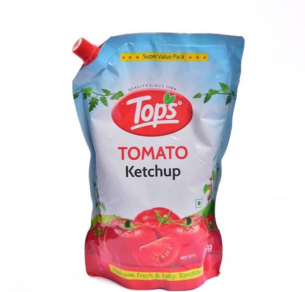 Tops Tomato Ketchup Ketchup