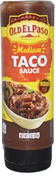 Old ELPaso Taco Sauce, Medium Sauce