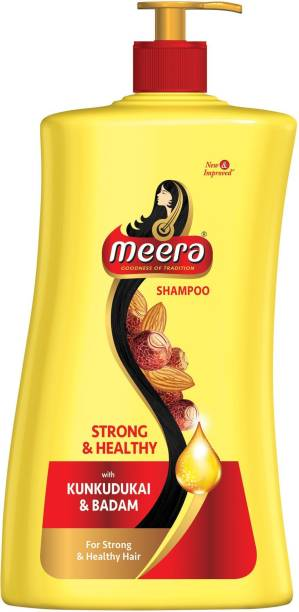 Meera Kunkudukai & Badam Strong and Healthy Shampoo