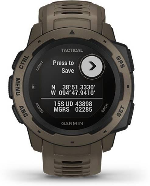 GARMIN Instinct – Tactical Edition Smartwatch