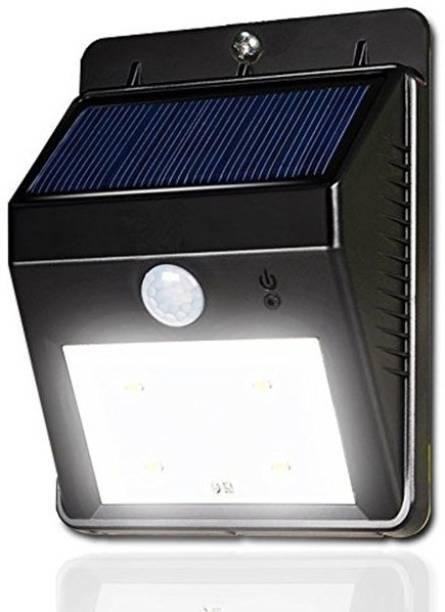 Allmusic Solar lamps Outdoor IP65 Waterproof Garden Path Lamp Light Solar Powered Auto Motion Sensor Light Energy Saving Sense Light Emergency Light. Solar Light Set