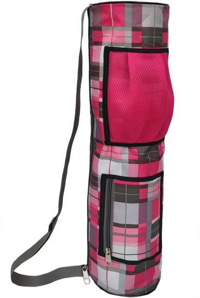 PANCHTATAVA Yoga Mat Cover | Full Zipper yoga Mat Bag-