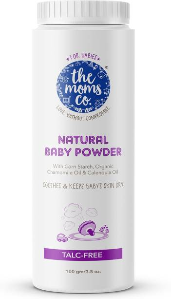 The Moms Co. Natural Baby Powder