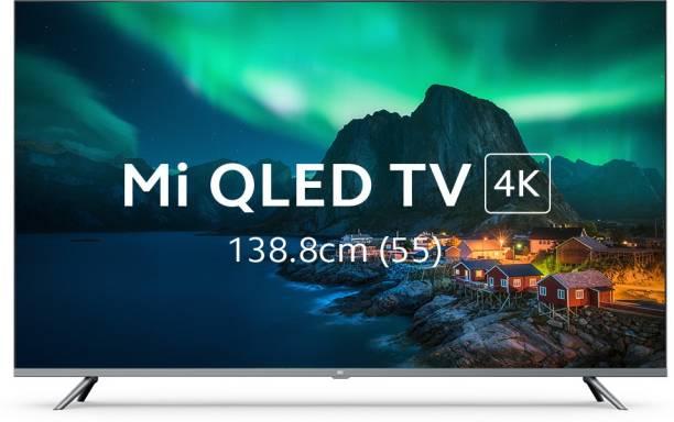 Mi Q1 138.8 cm (55 inch) QLED Ultra HD (4K) Smart Android TV
