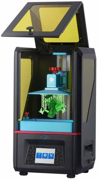 Anycubic Photon UV 3D Printer | Photocuring Ultra Precision | 2560x1440 2K HD Masking LCD 3D Printer | with Smart Touch Colour Screen | Off-Line Print gives stable transmission | 3D Printer