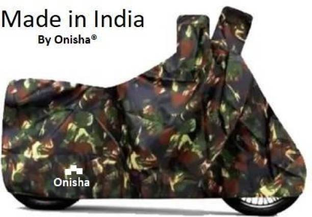 Onisha Two Wheeler Cover for Royal Enfield