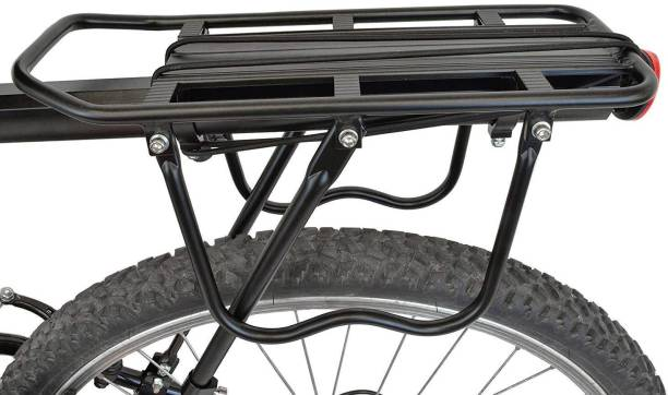 Xezon Bicycle Styles Anti Slip Waterproof Fully Adjustable Durable Rear Seat Carrier Aluminium  Bicycle Carrier
