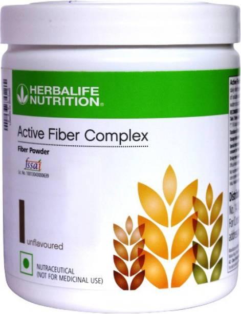 Herbalife Active Fiber Complex for Better Digestive Health Unflavored Powder Unflavored Powder