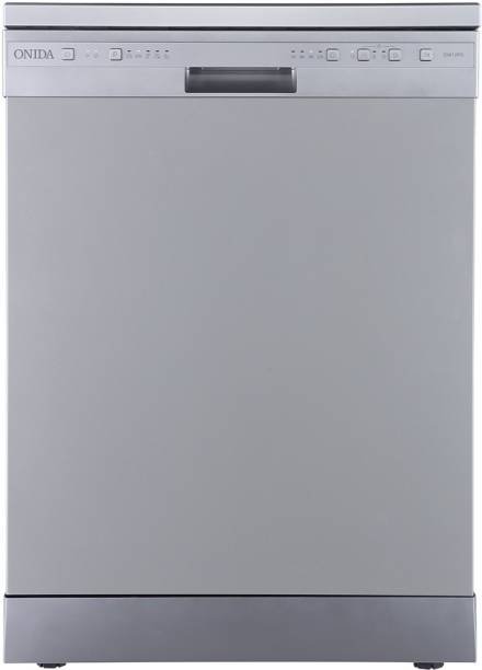 Onida DW12PS Free Standing 12 Place Settings Dishwasher