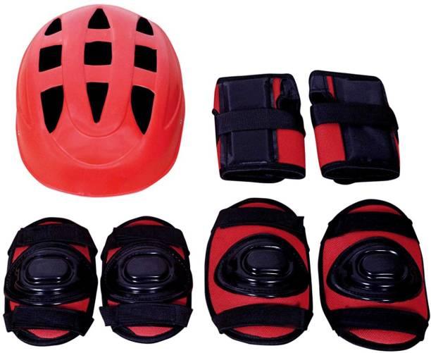 diego Protective Set (4 in 1) for Cycling and Skating Kit Skating Guard Combo