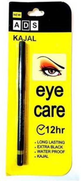 ads Kajal Pencil Eye Care Black