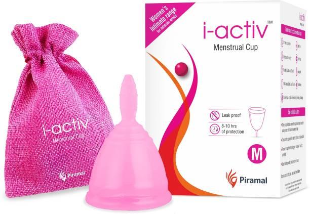 i-activ Medium Reusable Menstrual Cup