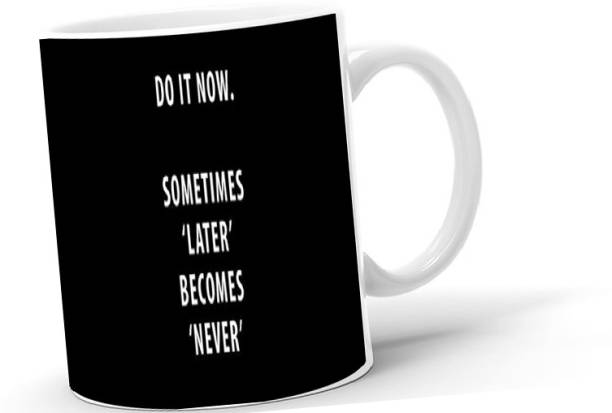 Lifedesign Specially Designed for Loved one - Gifting/Self Use Coffee - 2021M4118 Ceramic Coffee Mug