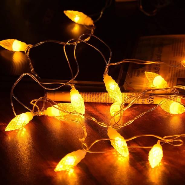 Glimmer Lightings 157 inch Gold Rice Lights