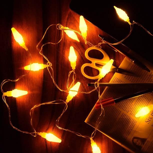 Glimmer Lightings 120 inch Gold Rice Lights