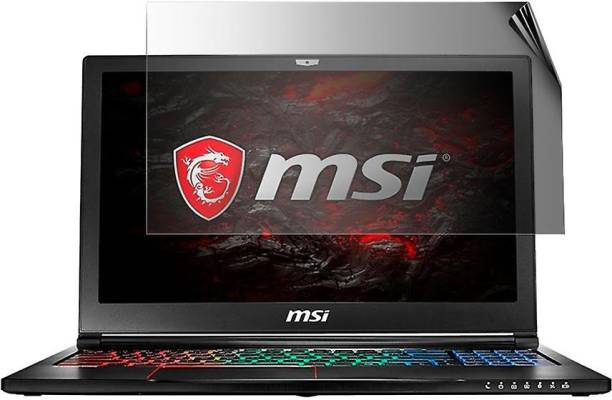 Accessories Solutions Tempered Glass Guard for MSI GP65 Leopard 10SFK-037IN Laptop (15.6 Inch)