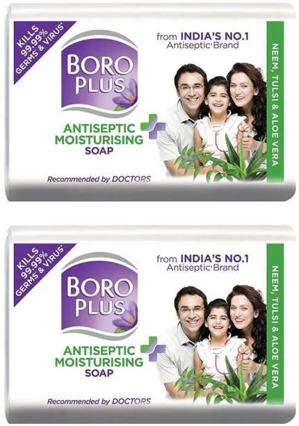BOROPLUS Antiseptic Moisturising Soap 75gm Pack Of 2