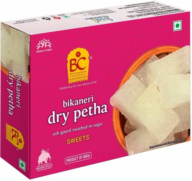 BHIKHARAM CHANDMAL Dry Petha 425g - Pack of 1 Box