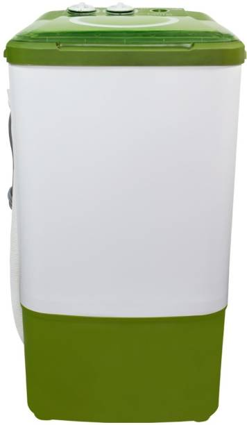 ONIDA 7 kg Top load Washer only White, Green