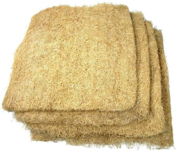 "Sauran Grass Air Cooler Cooling Pads, Wood Wool for air Coolers (36"" x 24"", Brown) - Set of 3 Air Purifier Filter"