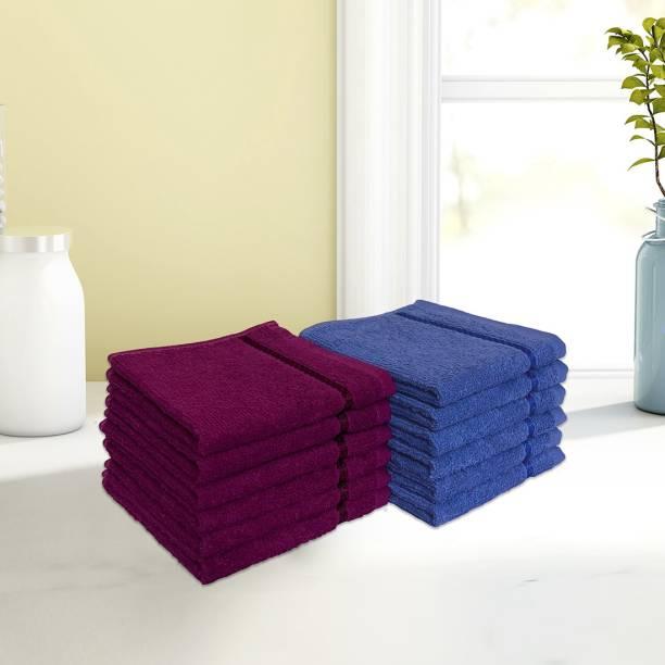 CORE Designed by SPACES Cotton 380 GSM Face Towel Set
