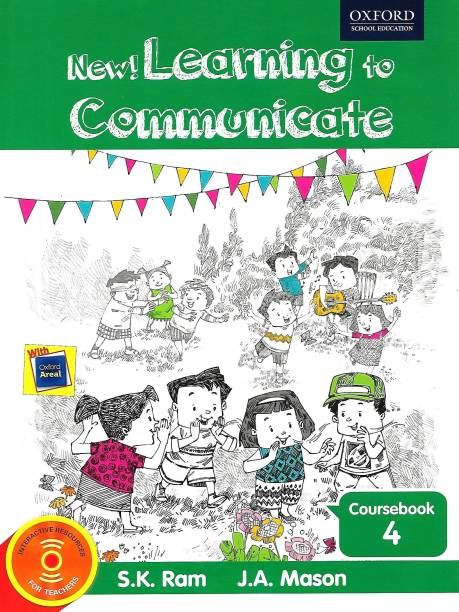 OXFORD NEW! LEARNING TO COMMUNICATE COURSEBOOK CLASS 4