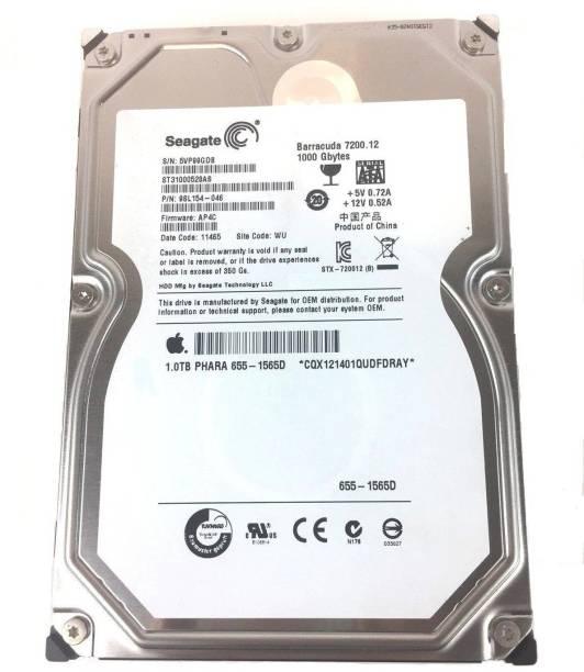 Seagate Sata Best Quality 1 TB Desktop Internal Hard Disk Drive (1000 GB)