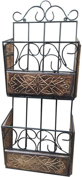 Craft Castle Wall Hanging Magazine Holder