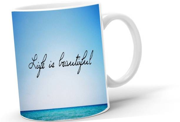Lifedesign Specially Designed for Loved one - Gifting/Self Use Coffee - 2021M5734 Ceramic Coffee Mug
