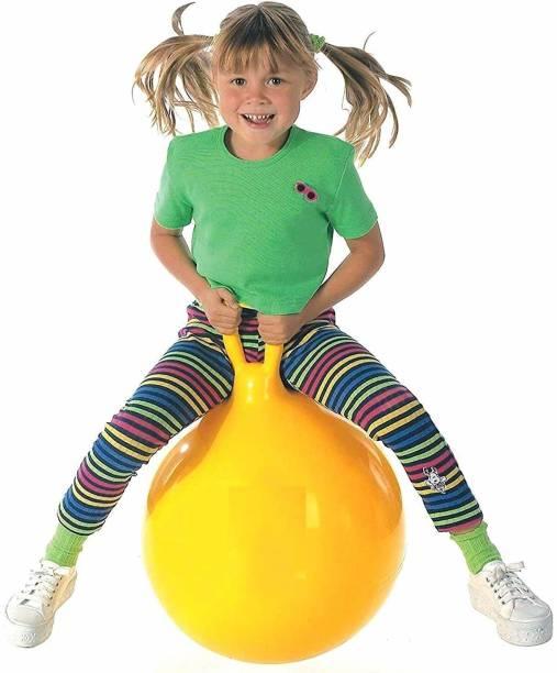 Manhir Enterprise jumping hopping hippity hop ball for kids-