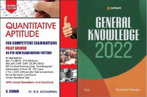 Quantitative Aptitude For Competitive Examinations With Gk