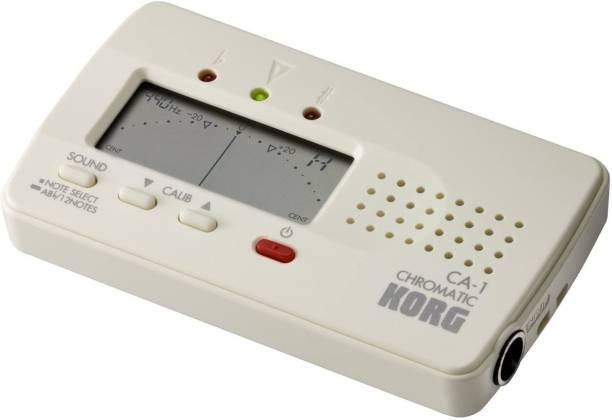 KORG CA1 Chromatic Tuner Manual Digital Tuner
