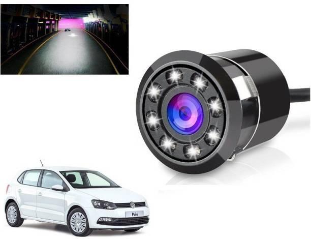 After cars Premium Car 8 LED Night Vision HD Back Camera 243 Vehicle Camera System