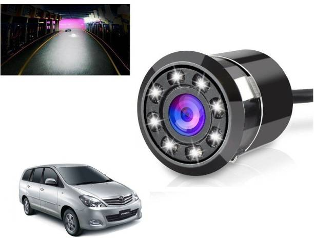 After cars Premium Car 8 LED Night Vision HD Back Camera 233 Vehicle Camera System