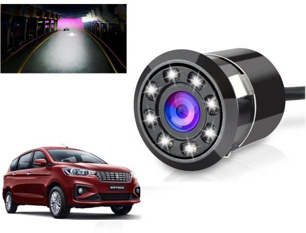 After cars Premium Car 8 LED Night Vision HD Back Camera 122 Vehicle Camera System