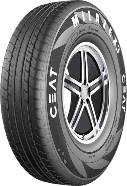 CEAT 155/65R14 MILAZE X3 TL 75T 4 Wheeler Tyre