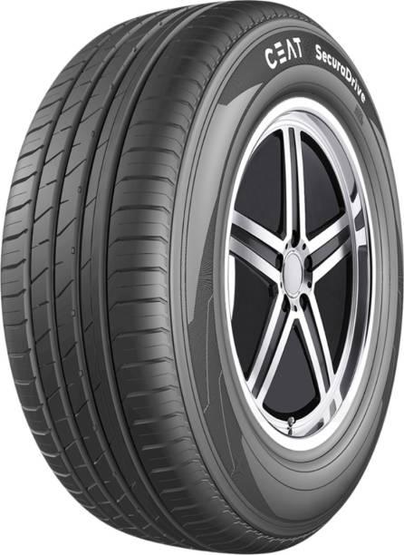 CEAT 185/65R15 SECURADRIVE TL 88H R 4 Wheeler Tyre