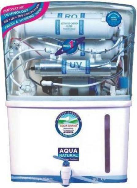 Aqua RO UV UF TDS 14 L RO + UV + UF + TDS Water Purifier Machine 14 L RO + UV + UF + TDS Water Purifier 14 L RO + UV + UF Water Purifier