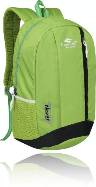 Pramadda Pure Luxury 26 Ltrs Duralite Grenade Laptop Backpack for Men Women Casual Bagpack For Girls and Boys Tourister Small Travel Bags | Stylish School Bags for Girls Boys | college bags for men | tourister Hiking Camping Trekking Mini Bags | Premium Multipurpose Daily Use Quechua Bags. 26 L Laptop Backpack