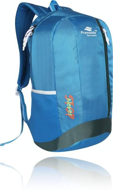 Pramadda Pure Luxury Grenade Gym Backpack All Star 15Ltr Sports Bag Lightweight Waterproof Stylish bags