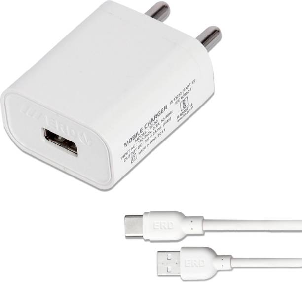 ERD TC-50_USBC 2 A Mobile Charger with Detachable Cable