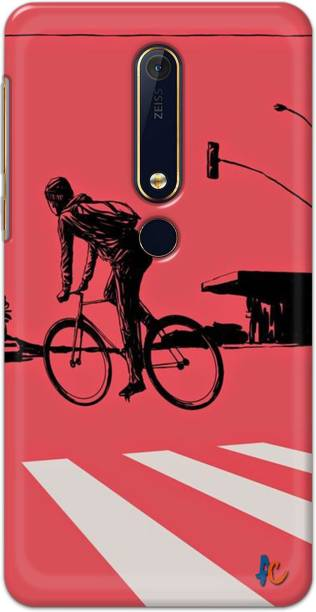 Ambrosia Creation Back Cover for Nokia 6